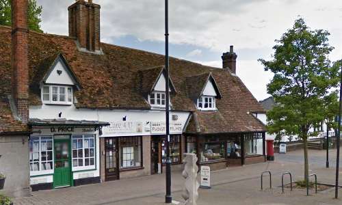 DVD shop fordingbridge